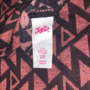Justice Accessories - (2) Justice Girls Scarf Size 20